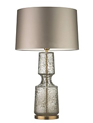 cheap -Modern Contemporary Decorative Table Lamp For Bedroom 220V Grey / Green