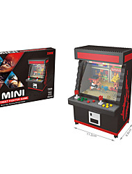 cheap -Building Toy Slot Machine Bank Mini Mini Novelty Educational Plastic Shell Kids All Toy Gift