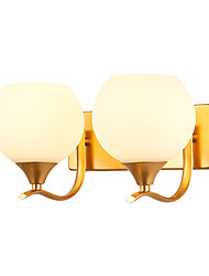 cheap -Matte / Eye Protection Traditional / Classic / Nordic Style Wall Lamps & Sconces Dining Room / Shops / Cafes Metal Wall Light 110-120V / 220-240V