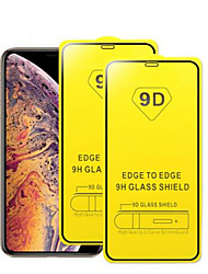 cheap -2Pcs 9D Screen Protector for Phone 8 7 6 Plus Protection Glass 9H full Tempered Glass  for Phone 11 Pro Max X XR XS Max