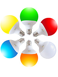 cheap -1pc 12 W LED Globe Bulbs LED Smart Bulbs 1200 lm B22 E26 / E27 G95 31 LED Beads SMD 2835 APP Control Smart Timing RGB&CW 100-240 V