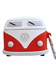 cheap -Funny Cute Cartoon Car Silicone Design Protective Cover   for Airpod Pro
