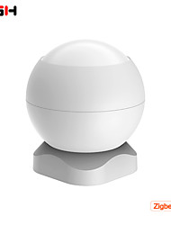 cheap -ZigBee Security Alarm / Ceiling Body Sensor / Infrared Security Alarm / Home Alarm Detector / Window Sensor WIFI Android Platform WIFI Mobile App for Home
