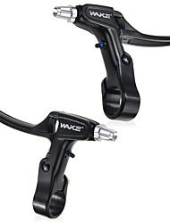 Недорогие -Тормозные рычаги V-типа Шоссейный велосипед / Горный велосипед / Складной велосипед Противозаносный / Эластичность / Эргономичный Алюминиевый сплав Черный