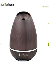 cheap -Deep wood grain aromatherapy machine / retail humidifier / essential oil air purification / diffuser humidifier / aromatherapy lamp wholesale