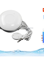 cheap -Leakage Detector Leak Alarm Alarm Leak Sensor Probe Water Immersion Overflow Water Overflow Wireless Humidity Detector RSH