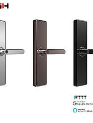 cheap -RSH WiFi Fingerprint Door lock, Waterproof Electronic Door Lock Intelligent Biometric Door Lock Smart Fingerprint Lock With App