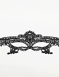 cheap -Halloween Mask Party Novelty Lace Horror Women's