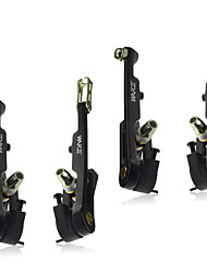 cheap -V-Brake Road Bike / Mountain Bike MTB Adjustable / Retractable / Wearable / Low Noise Aluminum Alloy Black
