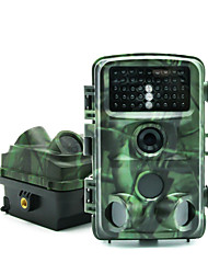 "cheap -PDDHKK 2.4"" LCD Video Recording Digital Trail Camera 5MP CMOS Sensor Infrared LEDs trigger distance 20m IP56 waterproof Hunting"