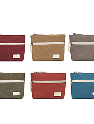 cheap -6 Inch Tablet Briefcase Handbags Polyester / Canvas Solid Colored Unisex Water Proof Shock Proof with USB Charging Port / Headphones Hole