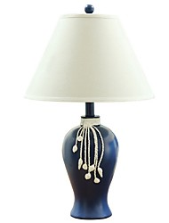 cheap -Modern Contemporary Decorative Table Lamp For Bedroom 220V Blue