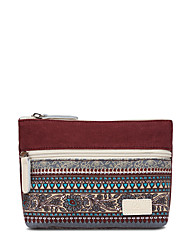 cheap -6 Inch Tablet Briefcase Handbags Nylon Fiber Plaid / Check Unisex Water Proof Shock Proof