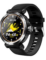 Недорогие -S88 умные часы полный сенсорный ip68 водонепроницаемый часы сердечного ритма часы мужчины женщины спортивные умные часы для ios android телефон