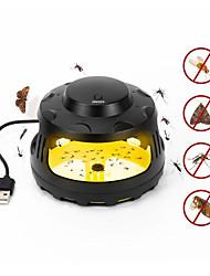 cheap -BRELONG Multifunctional Mosquito Killer lamp USB Effective Safe Super Silent Sticky Flea Moth Lamp Fly Killer