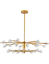 cheap -ZHISHU 85 cm New Design / Pendant Light Chandelier Metal Candle-style Painted Finishes Traditional / Classic / Nordic Style 110-120V / 220-240V
