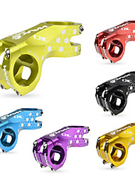 cheap -31.8 mm Bike Stem -20 degree 60 mm Aluminum Alloy Cycling for Cycling Bicycle
