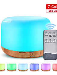 cheap -Essential Oil Air Mist Diffuser - Quiet Aroma Essential Oil Diffuser with Adjustable Cool Mist Humidifier Mode Waterless Auto-off 7 Color Lights Changing for Office Home Bedroom Living Room