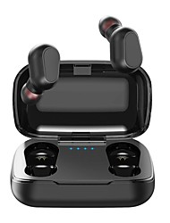 cheap -L21 TWS True Wireless Stereo Earbuds IPX5 Waterproof Sports Fitness Bluetooth 5.0 Earphones Smart Touch Control Auto Pairing