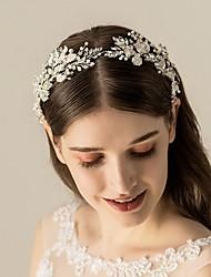 cheap -Alloy Headpiece with Rhinestone 1 PC Wedding Headpiece