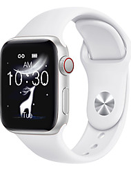 cheap -WT8 Smartwatch Bluetooth Fitness Tracker Support Heart Rate/ Blood Pressure Compatible Apple/ Samsung/ Andriod Phones