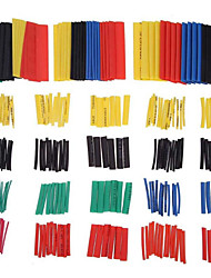 cheap -328Pcs Car Electrical Cable Tube kits Heat Shrink Tube Tubing Wrap Sleeve Assorted Hand tool combination