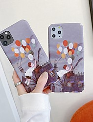 cheap -Balloon boy Case for iPhone 8/7 3D Cute Cartoon Funny Design Character Protective Fashion Fun Sweet Cool Cover Skin Teens Boys Girls Cases for iPhone 11 pro