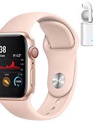 Недорогие -SmartWatch h55 для телефонов Apple / Samsung / Android, Bluetooth-трекер фитнес-монитор поддержки измерения сердечного ритма измерения артериального давления