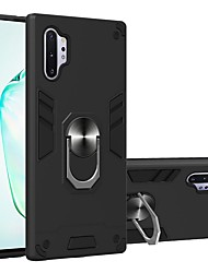 cheap -Case For Samsung Galaxy S20 / S20 Plus / S20 Ulrta with Stand Back Cover Solid Colored Two-in-one Battlegear TPU / PC for A10s / A20s / A50(2019) / A70(2019) / A51 / A71 / Note 10 Pro