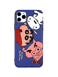 cheap -IPhone 11 Case Compatible with Apple iPhone11 Pro Max Cover Funny Crayon Shinchan Protective Skin fit for Apple iPhone7 / iPhone 8 / iPhone X