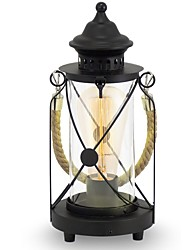 cheap -Retro Iron Lantern Lantern Night Light small lantern decoration decoration garden bar bed garden garden garden romantic decoration