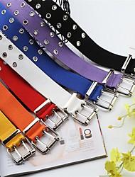 cheap -Unisex Vintage / Active / Basic Waist Belt - Solid Colored