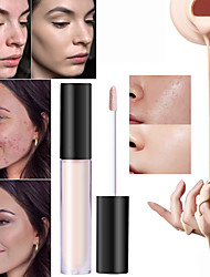 cheap -2 Colors 1 pcs Wet / Matte Coverage / Long Lasting / Uneven Skin Tone Lady / Cosmetic / Health&Beauty # Matte / High Quality Waterproof / Women / Full-Face Party / Practise / Daily Wear Cream Makeup