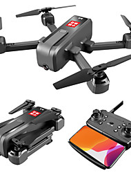 cheap -RC Drone SMRC s60 RTF 4CH 6 Axis 2.4G With HD Camera 1080 1080 RC Quadcopter Headless Mode / Access Real-Time Footage / Hover RC Quadcopter / Remote Controller / Transmmitter / 1 USB Cable Lead
