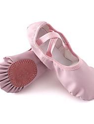 cheap -Women's Ballet Shoes Canvas Flat Flat Heel Dance Shoes Black / Camel / Pink