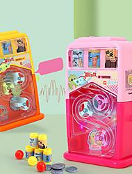 cheap -Slot Machine Bank Mini Mini Novelty Educational PP+ABS Kids Toy Gift