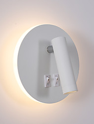 cheap -feimiao Mini Style / New Design LED / Nordic Style Wall Lamps & Sconces / LED Wall Lights Living Room / Bedroom Metal Wall Light 90-264V