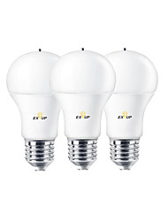 cheap -EXUP® 3pcs 9 W LED Globe Bulbs 900 lm E26 / E27 A60(A19) 14 LED Beads SMD 2835 Air Purifying Anion Bulb, Air Lonizer, Negative Ion Generator Warm White Cold White 220-240 V 110-130 V