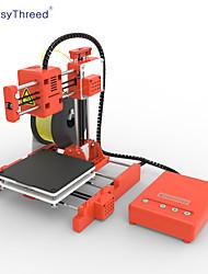 abordables -EASYTHREED ET-4000-X1 mini 3D printer Imprimante 3D 100*100*100mm 0.4 mm Portable / pour la culture / comme cadeau pour enfants