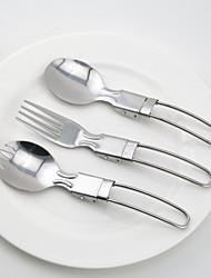 Недорогие -посуда 1 комплект Новый дизайн Нержавеющая сталь палочки для еды