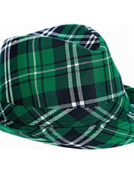 cheap -ST Patrick's day Pride Costume Hat Kiss Irish Green Velour Party Cosplay