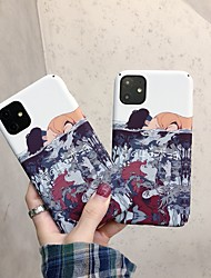 cheap -Comics Pattern Case for iPhone 8/7 3D Cute Cartoon Funny Design Character Protective Fashion Fun Sweet Cool Cover Skin Teens Girls Cases for iPhone 11 pro