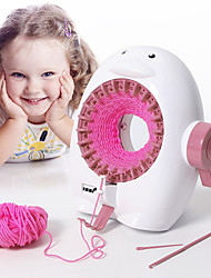 cheap -Knitting Machine Knitting Board All Smart DIY 40 Needles Child's