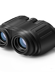 cheap -8/10 X 25 mm Binoculars Lenses Other Waterproof Outdoor Carrying Case Easy Carrying Multi-coated BAK4 Camping / Hiking Hiking Hunting and Fishing Plastic Spectralite Coating