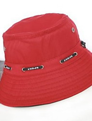cheap -Women's Basic Polyester Sun Hat-Solid Colored Red Beige Light Blue