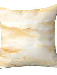 cheap -1 pcs Polyester Pillow Cover Modern Light Luxury Color Texture Pillow Room Cushion Bedroom Living Room Sofa Bed Pillow Cover Square Pillow