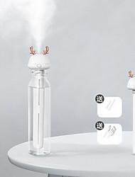 Недорогие -Eloole USB портативный увлажнитель воздуха мультфильм бутылка Mist Maker аромат диффузор для домашнего офиса освежитель воздуха съемный увлажнитель