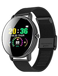 Недорогие -M8y умные часы мужчины женщины полный сенсорный экран ip67 водонепроницаемый bluetooth фотография сна монитор фитнес-трекер