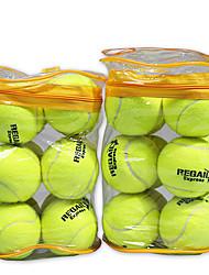Недорогие -Мячи теннисные 20шт Компактность Прочный Синтетическое волокно Назначение Спорт в свободное время на открытом воздухе Теннис