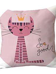 cheap -1 pcs Throw Pillow Cartoon Pastoral 45*45 cm